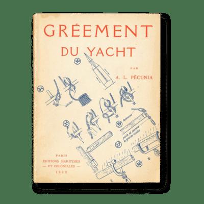 Gréement du yacht