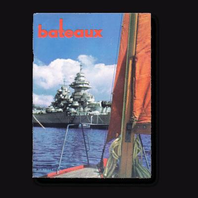 N°6 de la revue Bateaux