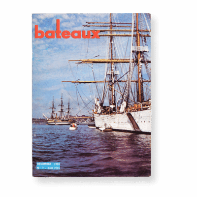 N°7 de la revue Bateaux