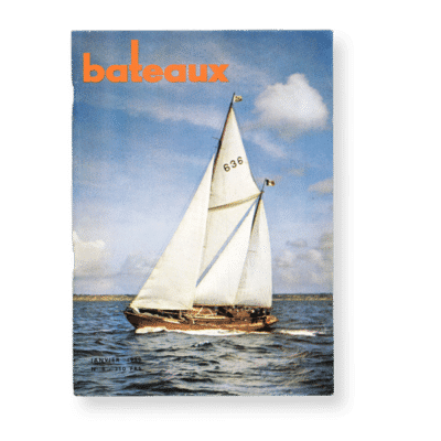 N°8 de la revue Bateaux