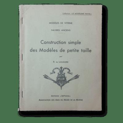 Construction simple des modèles de petite taille
