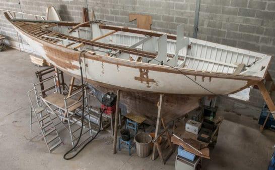 Yachts du patrimoine maritime