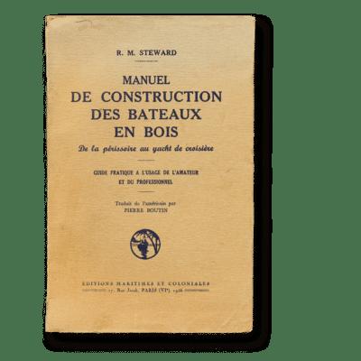 Manuel de construction des Bateaux en bois