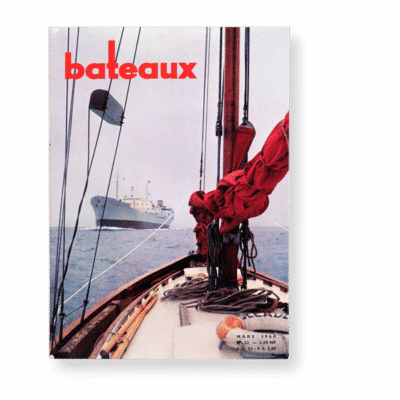N°20 de la revue Bateaux