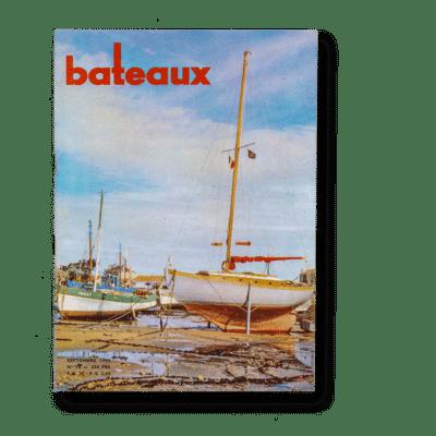 N°16 de la revue Bateaux