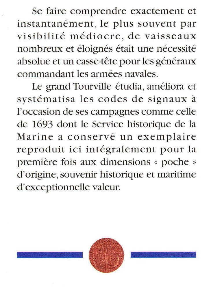 Maréchal de Tourville - Signaux Généraux