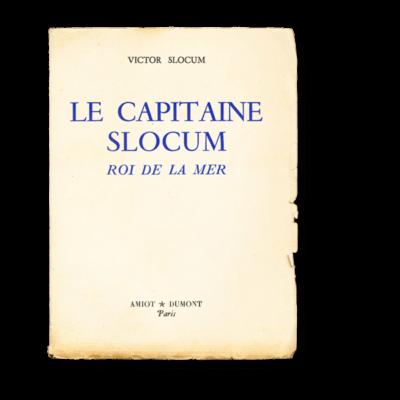 Le Capitaine Slocum - Roi de la Mer