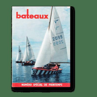 N°34 de la revue Bateaux
