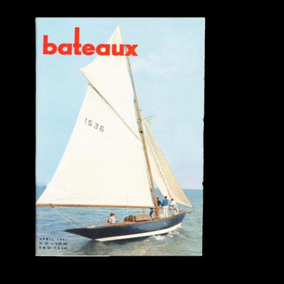 N°35 de la revue Bateaux
