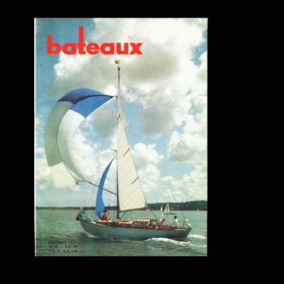 N°38 de la revue Bateaux