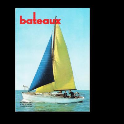 N°40 de la revue Bateaux