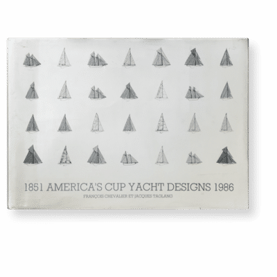 America' s Cup Yacht Designs 1876-1986