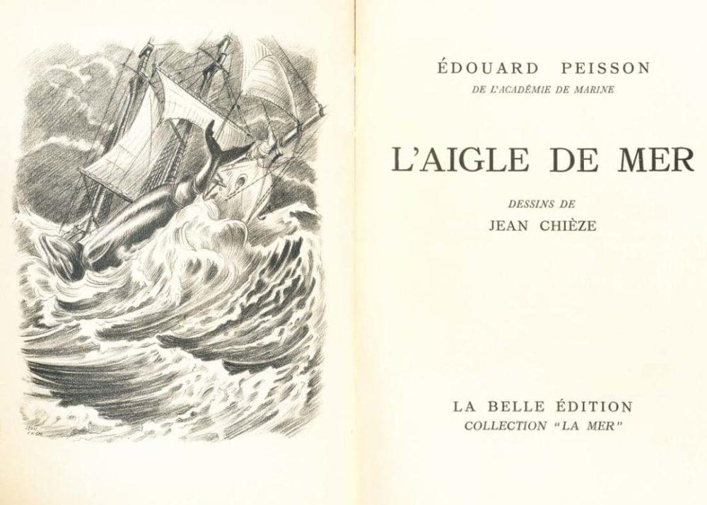 edouard peisson - aigle de mer