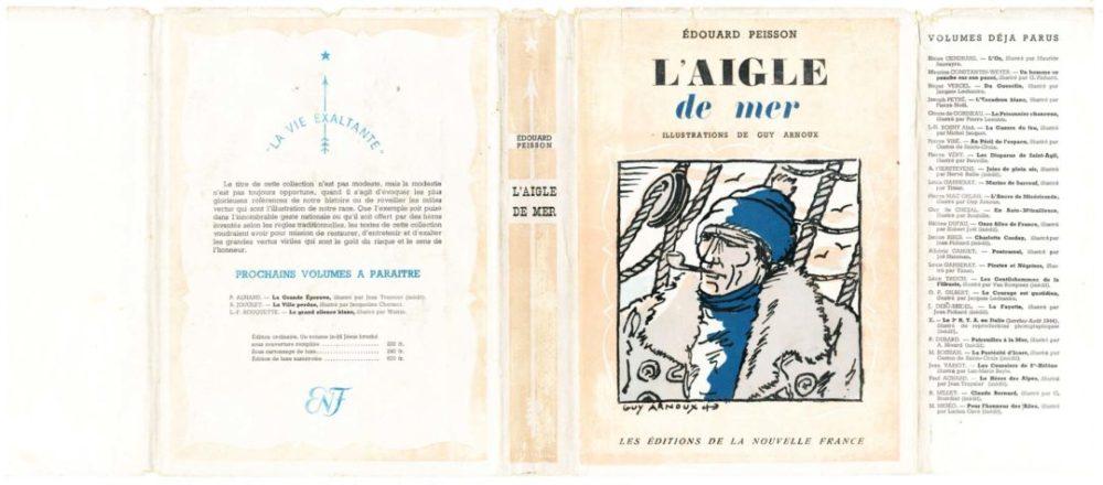 Edouard Peisson - L'Aigle de mer (1945)