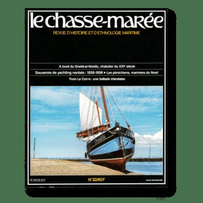 Chasse-Marée n°32 - Novembre 1987