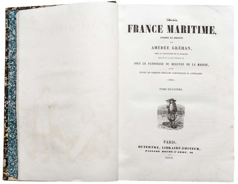 médée Gréhan - France Maritime (Tome 2)