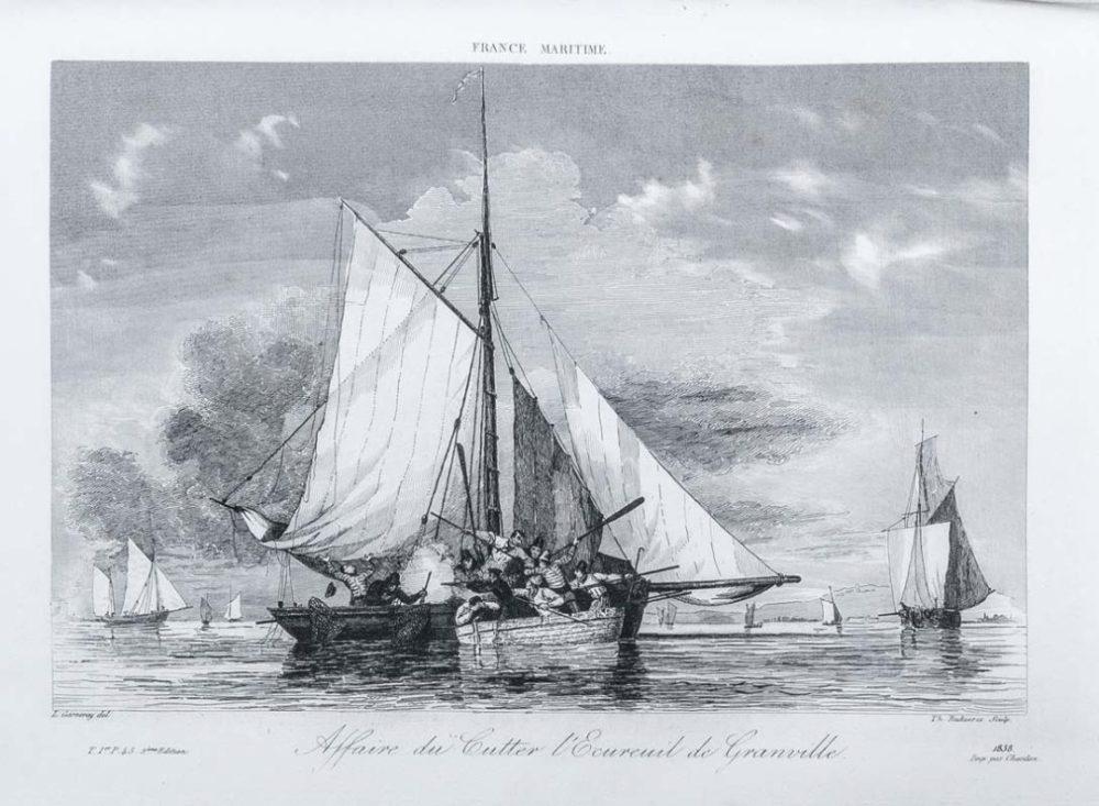 Amédée Gréhan - France Maritime (Tome 1)