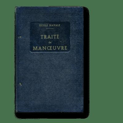 De Kerviler - Traité de manœuvre
