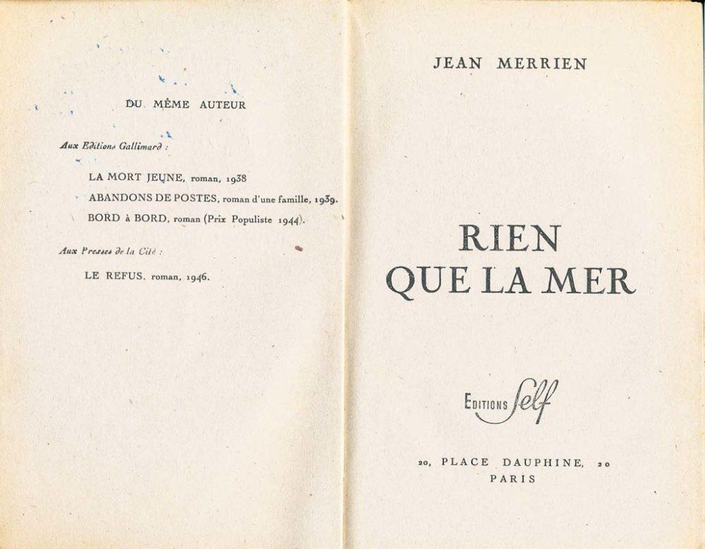 Jean Merrien