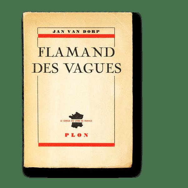 Flamand des vagues - Jan Van Dorp