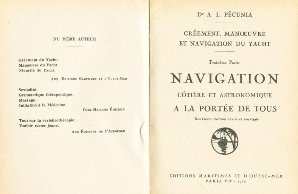 Navigation cotiere astronomique