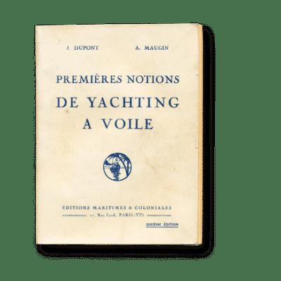 Premières notions de yachting à voile