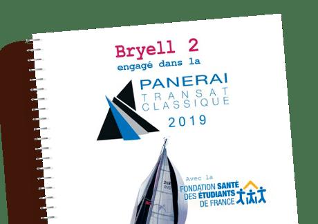 Bryell engagé dans la Panerai Transat Classique