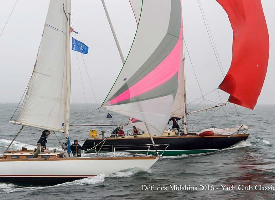 Palmarès Bryell defi-midship