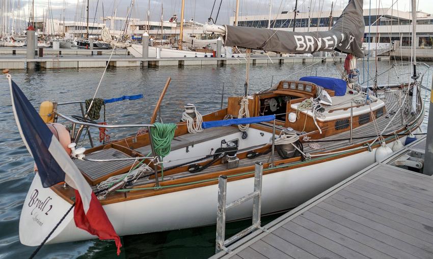 Bryell à la Marina Lanzarote