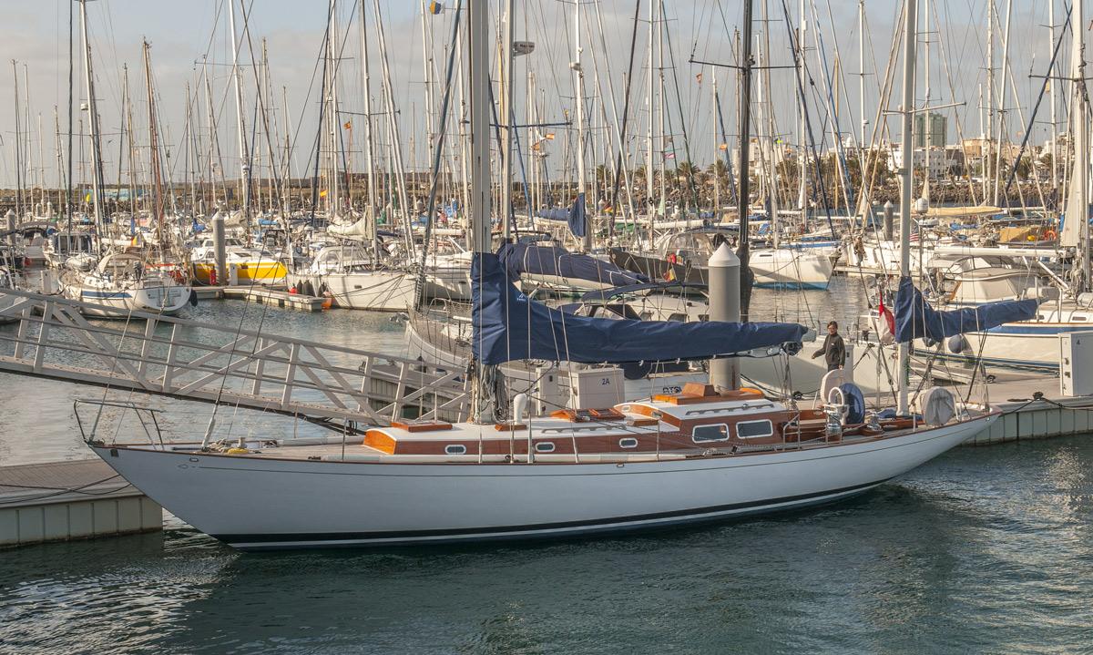 Stiren à la Marina Lanzarote