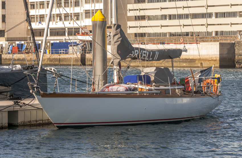 Bryell marina lanzarote panerai transat classique